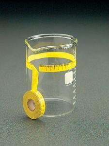 Metric Adhesive Tape