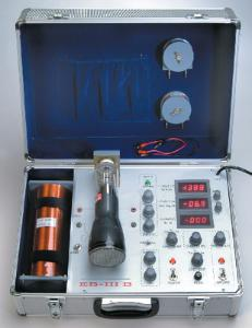 Complete Properties of Electrons Apparatus