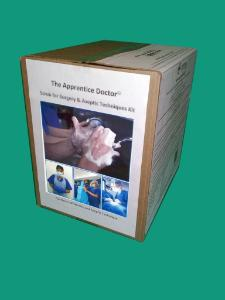 The Apprentice Doctor® Surgical Aseptic Technique Activity