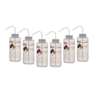 Wash bottle, distilled water, 1000 ml