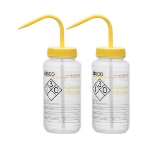 Wash bottle, isopropanol, 500 ml