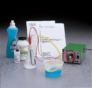 Hydrogen/Oxygen Generator Demonstration