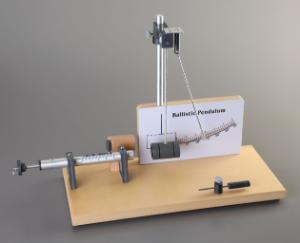 CENCO® AP Physics Lab 7: Conservation of momentum - Ballistic Pendulum