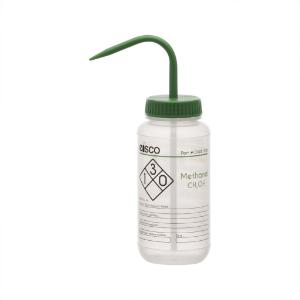 Wash bottle, methanol, 500 ml