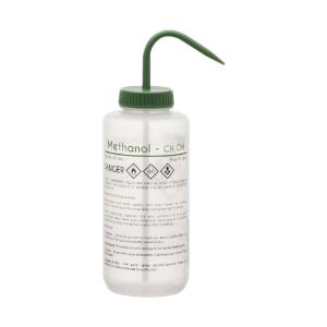 Wash bottle, methanol, 1000 ml