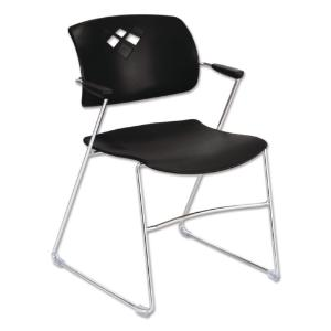 Safco® Veer™ Series Stacking Chair