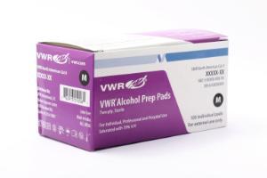VWR® Alcohol Prep Pad, Sterile