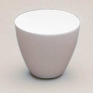 High Form Porcelain Crucibles