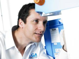 ELGA PURELAB® Water System Technical Service and Support, ELGA LabWater