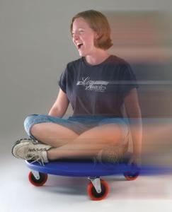 Inertia Scooter