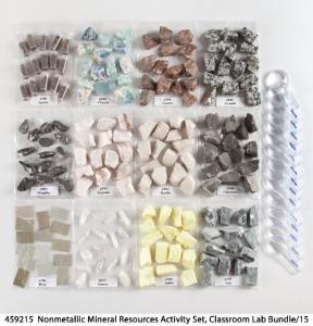 Nonmetallic Mineral Resources Topic Set