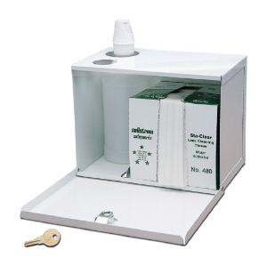 Sta-Clear Lens Cleaning Station