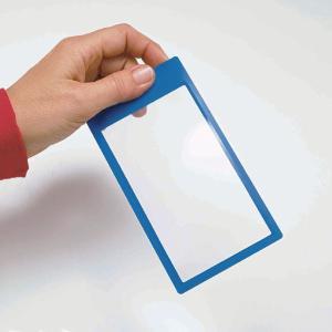 Fresnel Rectangular Magnifier
