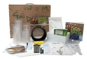LaMotte® Leaf Pack Stream Ecology Lab Activity