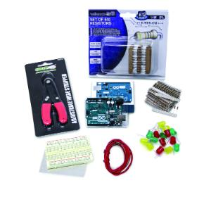 Olympiad Detector Building Kit