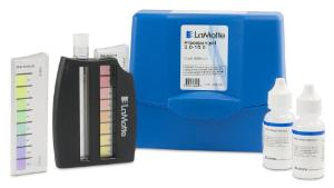 LaMotte® Wide Range pH Water Test Kit