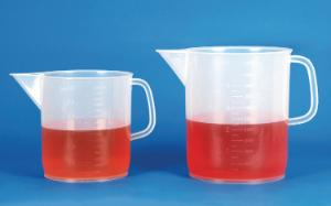 Graduated Polypropylene Pitchers