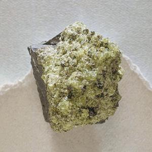 Forsterite (Olivine Bombs)
