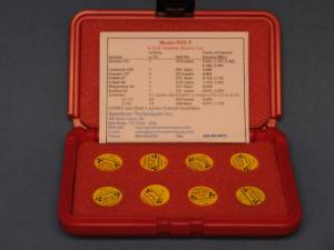 Radioactive Source, Set of 8