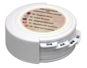 GPI Anatomicals® Skin Cancer Disk Set